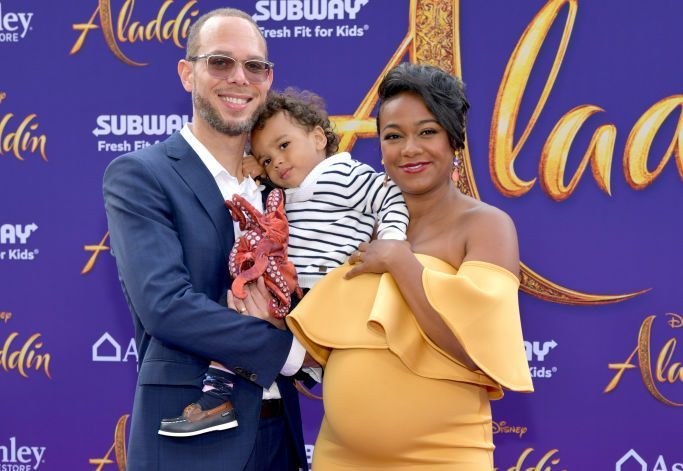 Tatyana Ali And Husband Dr Vaughn Rasberry Welcome Their Second Son Y All Know What Vaughn rasberry studies african american literature, global cold war culture, postcolonial theory, and philosophical theories of modernity. tatyana ali and husband dr vaughn