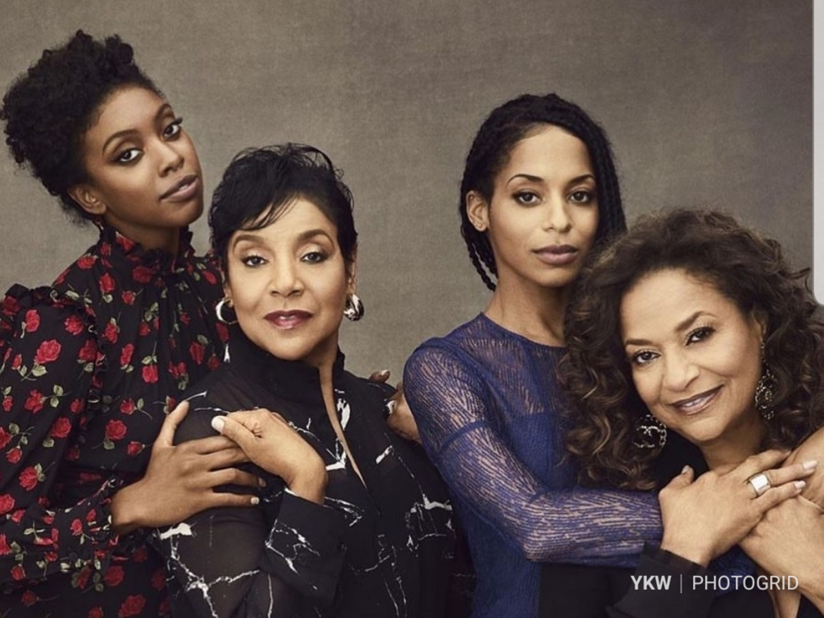 Sisters Phylicia Rashad And Debbie Allen Living The Dream With Their Daughters Y All Know What